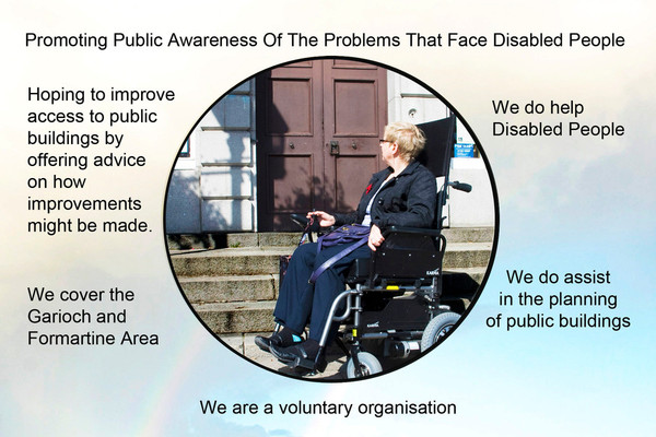 Promoting Public Awareness Of The Problems That Face Disabled People